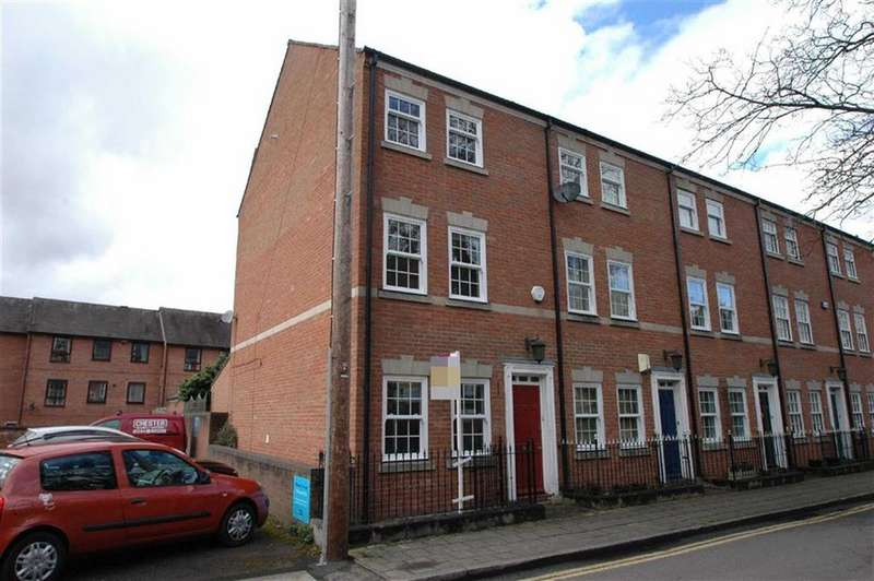 4 Bedrooms End Of Terrace House for sale in Nicholas Court, Nicholas Street Mews, Chester