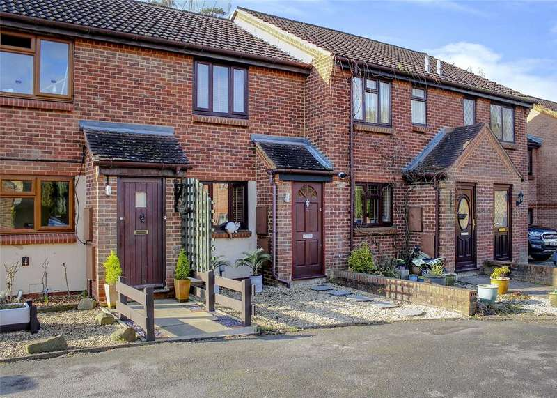 2 Bedrooms End Of Terrace House for sale in Upavon Gardens, Bracknell, Berkshire, RG12