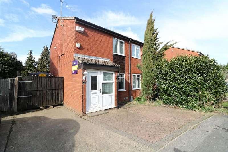 2 Bedrooms Semi Detached House for sale in Birds Estate