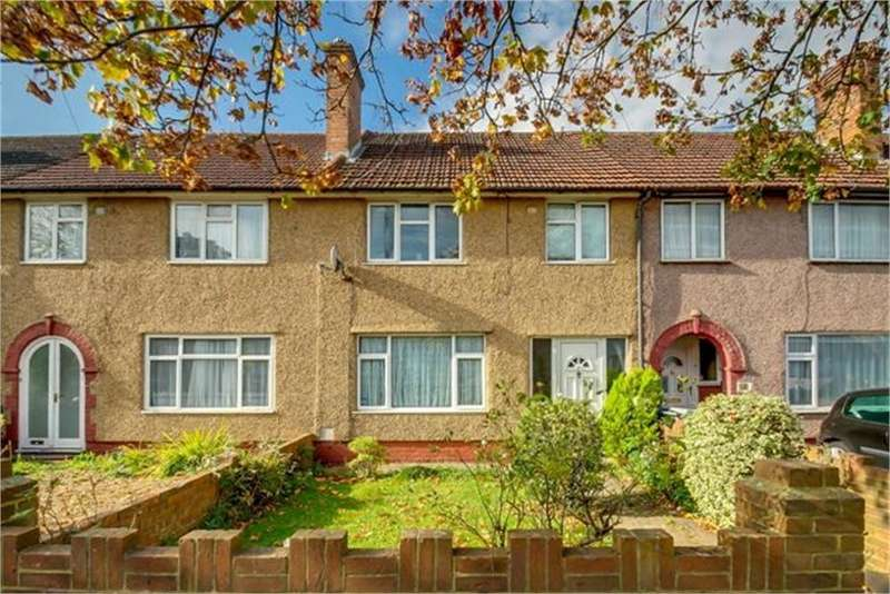 3 Bedrooms Terraced House for sale in Waterloo Road, London