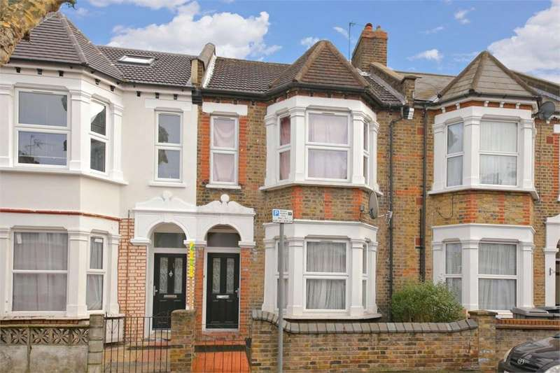 3 Bedrooms Terraced House for sale in Roundwood Road, London