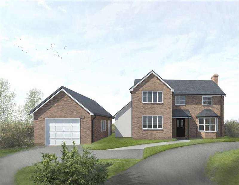 4 Bedrooms Detached House for sale in Weston Lullingfields, Nr Baschurch, SY4