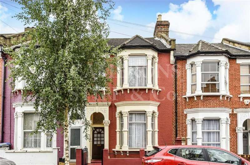 3 Bedrooms Terraced House for sale in Douglas Road, Kilburn, London, NW6