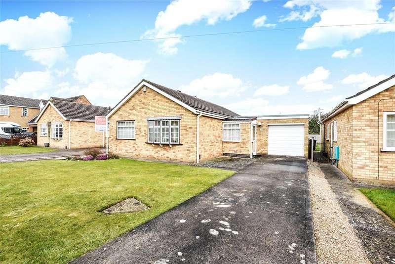 3 Bedrooms Detached Bungalow for sale in Fairleas, Branston, LN4