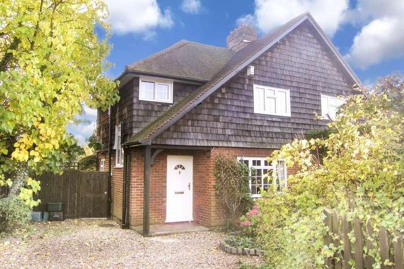 3 Bedrooms Semi Detached House for sale in Hundred Acres Lane, Amersham, Bucks HP7