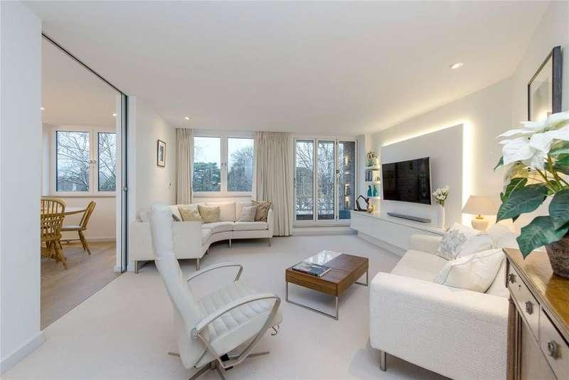 3 Bedrooms Flat for sale in Boleyn Lodge, 2 Marryat Road, Wimbledon Village, SW19