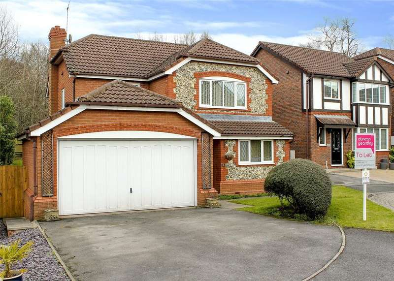 4 Bedrooms Detached House for rent in Plantagenet Park, Warfield, Bracknell, Berkshire, RG42