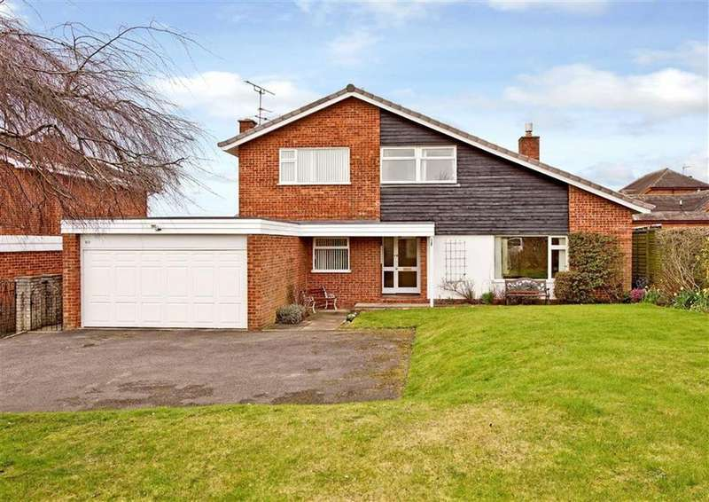 4 Bedrooms Detached House for sale in 60, Folley Road, Ackleton, Wolverhampton, WV6