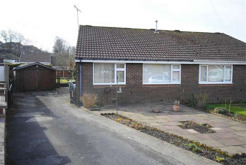 2 Bedrooms Semi Detached Bungalow for sale in Ebor Mount, Kippax, Kippax, LS25