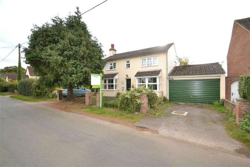 4 Bedrooms Detached House for sale in Heath Road, Stanway, COLCHESTER, Essex