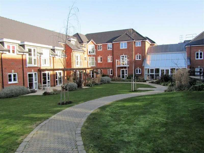 1 Bedroom Retirement Property for sale in Park House, Hitchin, SG5