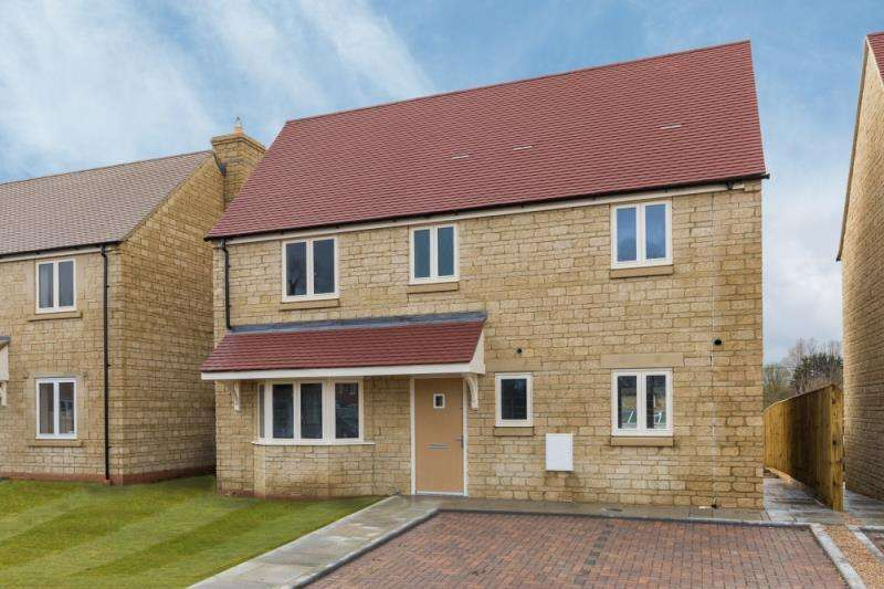 3 Bedrooms Detached House for sale in Plot 15, Bow Farm, Stanford in the Vale, Faringdon
