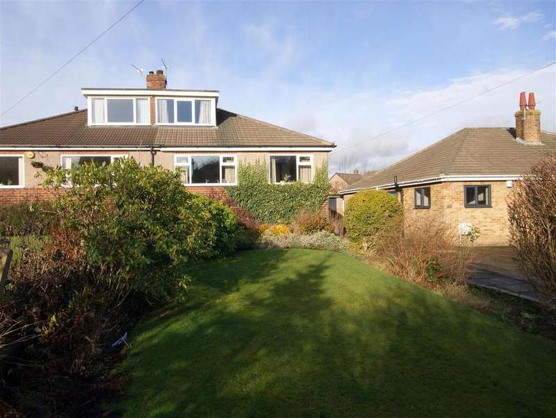 3 Bedrooms Bungalow for sale in Woodhouse Lane, Brighouse