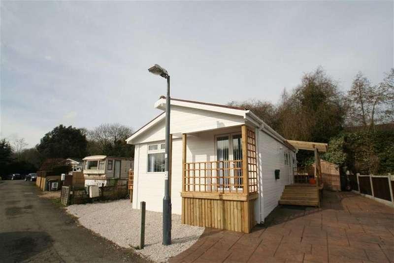 2 Bedrooms Park Home Mobile Home for sale in Caldwell Caravan Site, Bradestone Road, Nuneaton, Warwickshire, CV11