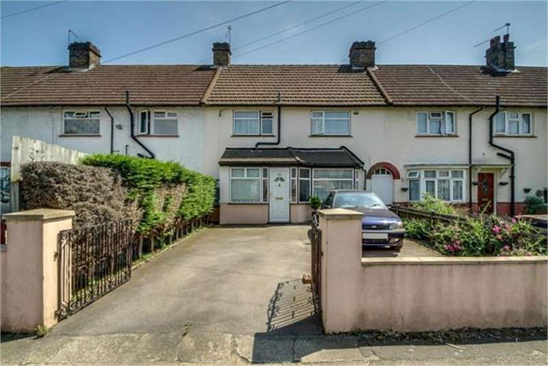 3 Bedrooms Terraced House for sale in Mitchell Way, London