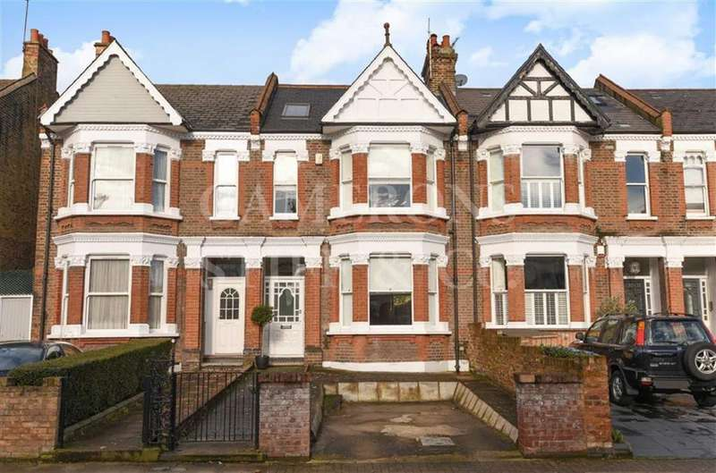 4 Bedrooms Terraced House for sale in Chevening Road, Queens Park, London, NW6