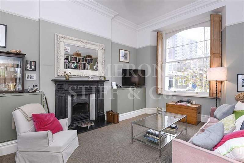 3 Bedrooms Apartment Flat for sale in Princess Road, Queens Park, London, NW6