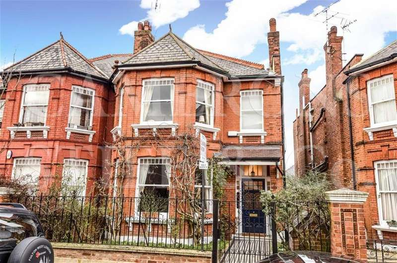 5 Bedrooms Semi Detached House for sale in Keyes Road, Mapesbury Conservation Area, London, NW2