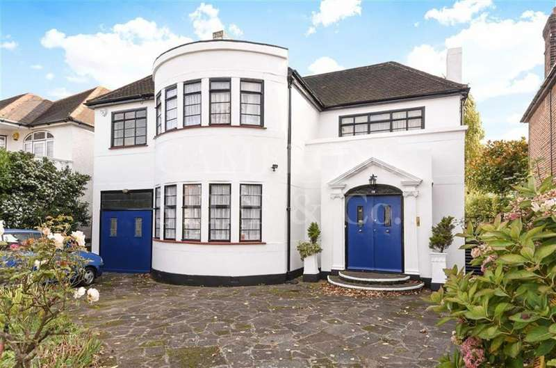 4 Bedrooms Detached House for sale in Alexander Avenue, Kensal Rise, London, NW10