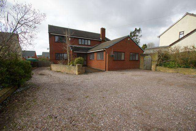 4 Bedrooms Detached House for rent in Pye Green Road, CANNOCK, WS11