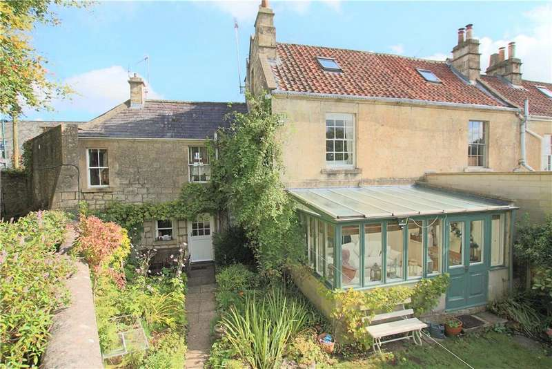 4 Bedrooms Semi Detached House for sale in Combe Road, Bath, Somerset, BA2