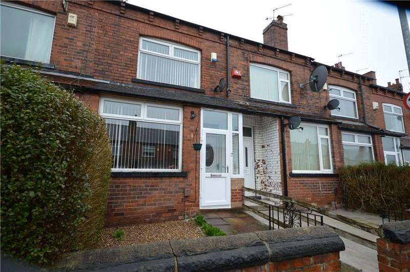 3 Bedrooms Terraced House for sale in Woodlea Place, Leeds