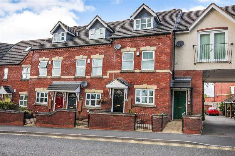 3 Bedrooms Terraced House for sale in Hagley Road, Halesowen, West Midlands, B63