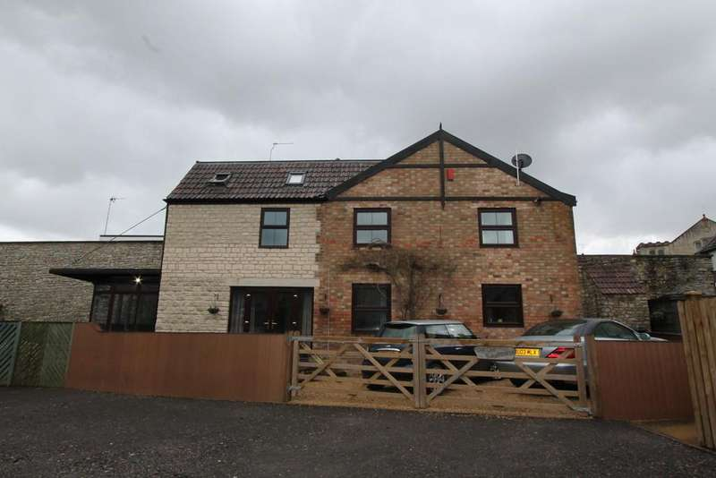 3 Bedrooms Barn Conversion Character Property for rent in High Street, Paulton, Bristol