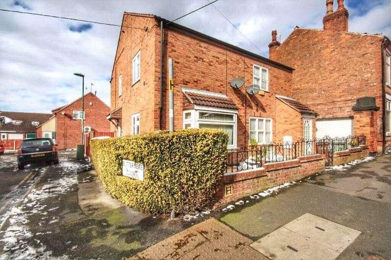 2 Bedrooms Semi Detached House for sale in Woodville Road, Nottingham, Nottinghamshire, NG5