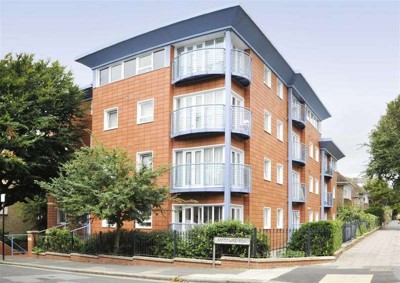 2 Bedrooms Flat for sale in Lansdowne Court, Hove