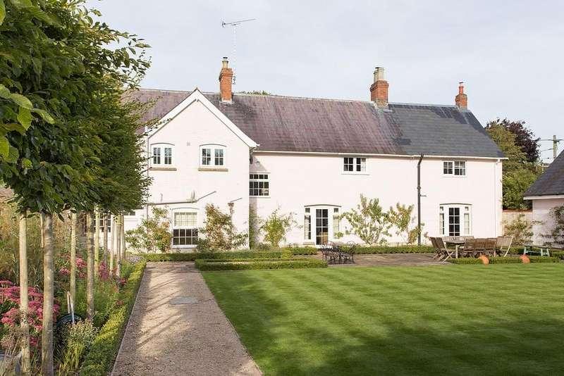 5 Bedrooms Detached House for rent in High Street, Shipton Bellinger, Tidworth, Hampshire, SP9