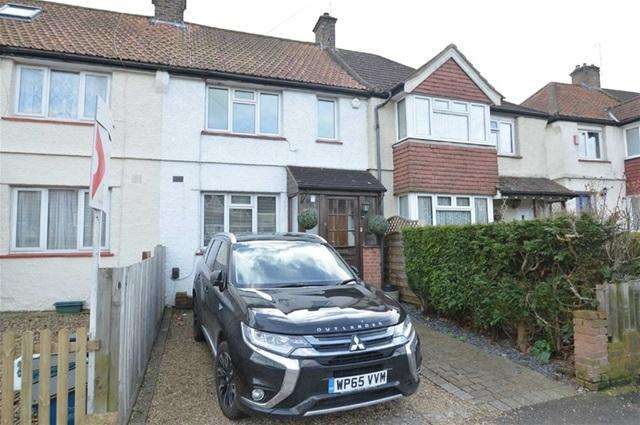 2 Bedrooms Terraced House for sale in Chipstead Valley Road, Coulsdon