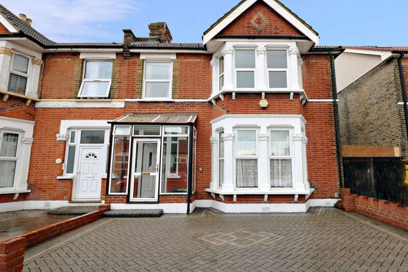 4 Bedrooms Semi Detached House for sale in Castleton Road, Ilford, IG3