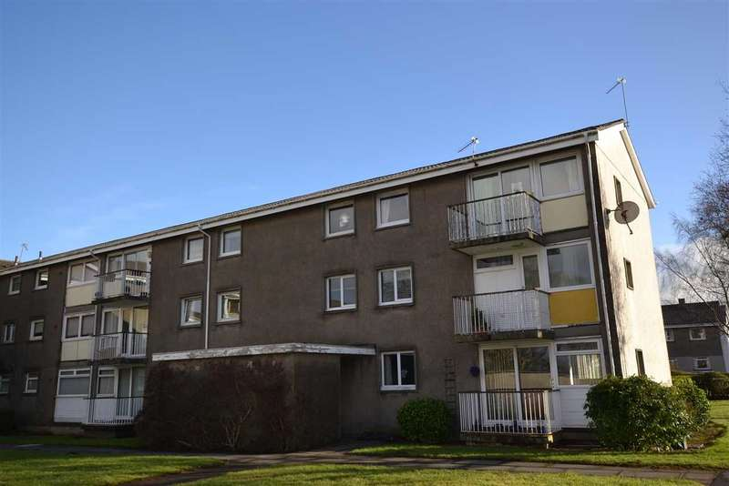 2 Bedrooms Flat for sale in Shira Terrace, St Leonards, East Kilbride