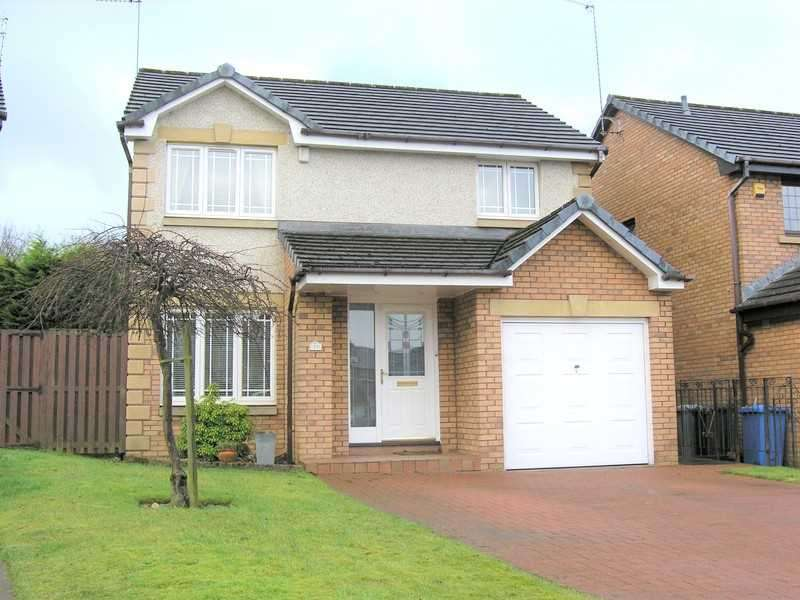3 Bedrooms Detached House for sale in Langlea Gardens, Cambuslang, Glasgow