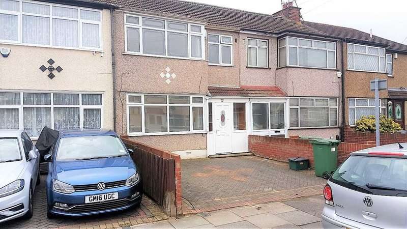 3 Bedrooms House for rent in Overton Road, LONDON