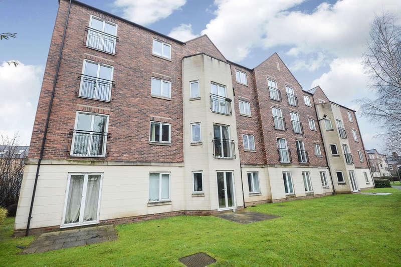 2 Bedrooms Flat for sale in Brinkworth Terrace, York, YO10