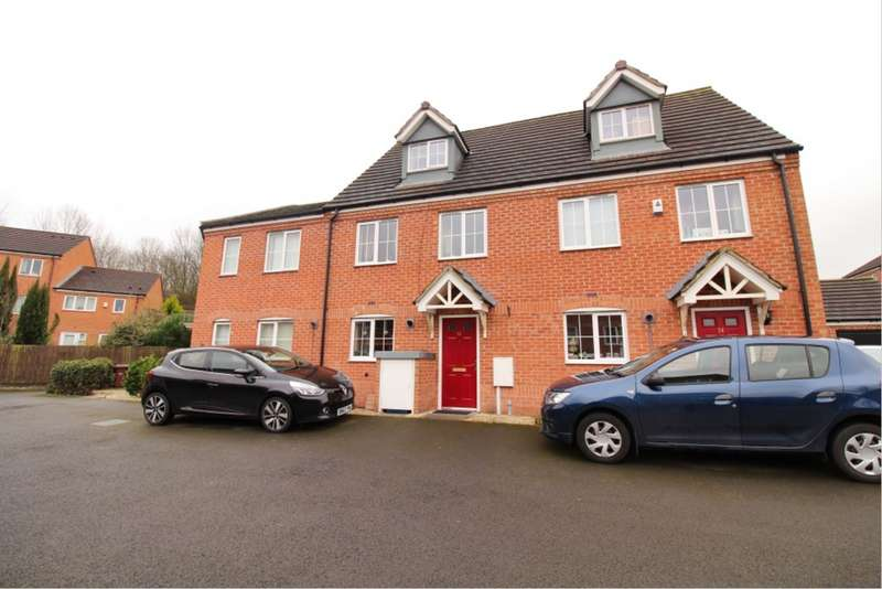 3 Bedrooms Property for sale in Tannin Crescent, Bulwell NG6