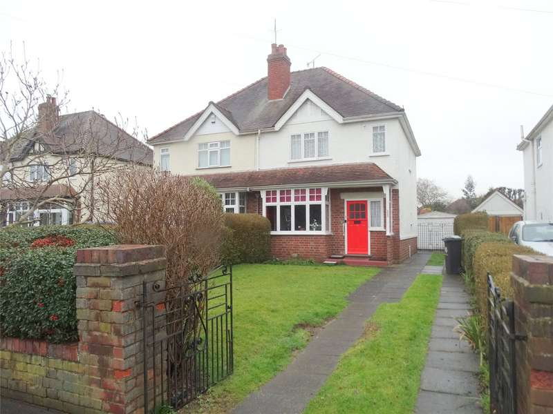 3 Bedrooms Property for sale in Ombersley Road Worcester Worcestershire WR3
