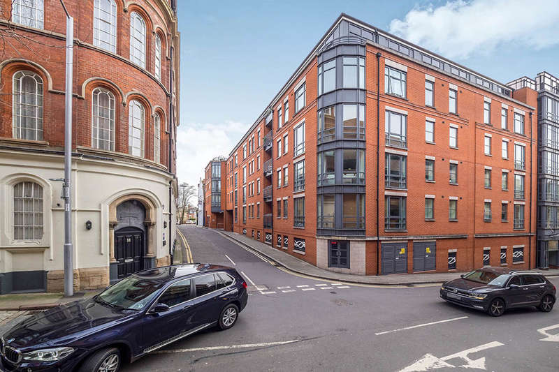 2 Bedrooms Flat for sale in Pilcher Gate, Nottingham, NG1