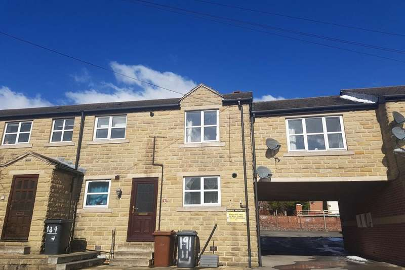2 Bedrooms Flat for sale in Darton Lane, Mapplewell, Barnsley, S75