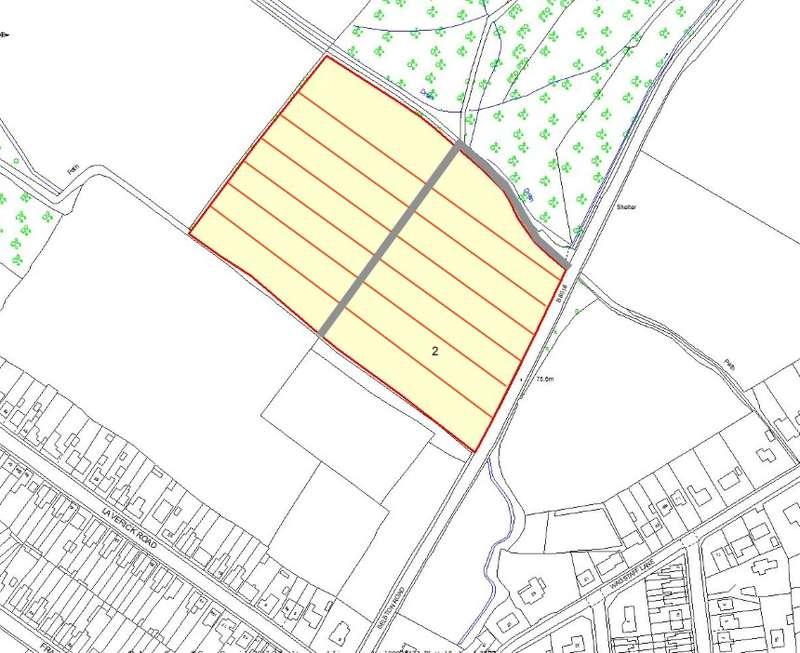 Land Commercial for sale in Plot 2, Selston Road, Jacksdale, Nottingham, Nottinghamshire, NG16 5HL