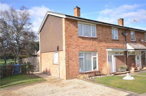 3 Bedrooms Semi Detached House for sale in Woolhampton Way, Bracknell, Berkshire