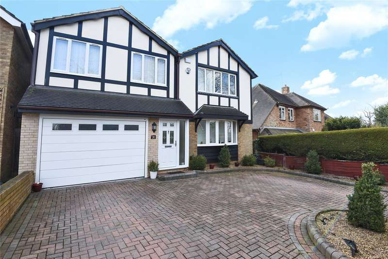 5 Bedrooms Detached House for sale in Whitehall Lane, Buckhurst Hill, Essex, IG9