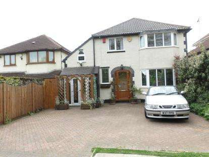 5 Bedrooms Detached House for sale in Druids Lane, Bromsgrove, West Midlands