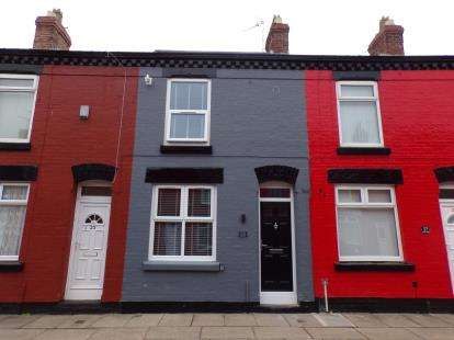 3 Bedrooms Terraced House for sale in Gordon Street, Wavertree, Liverpool, Merseyside, L15
