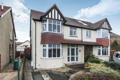 4 Bedrooms Semi Detached House for sale in Dinerth Park, Rhos On Sea, Colwyn Bay, Conwy, LL28