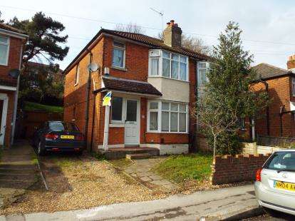 4 Bedrooms Semi Detached House for sale in Portswood, Southampton, Hampshire