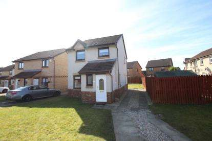3 Bedrooms Detached House for sale in Vallantine Crescent, Uddingston, Glasgow, North Lanarkshire