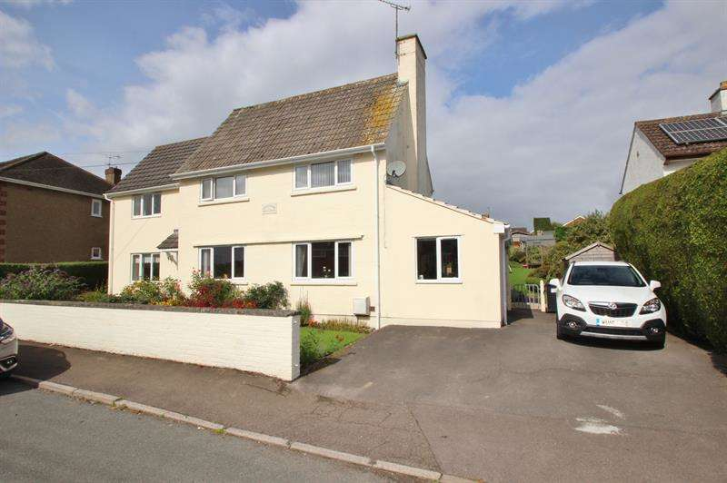 4 Bedrooms Detached House for sale in High Street, Drybrook